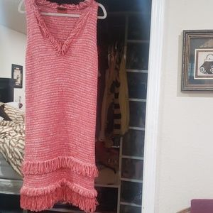 Missoni Fringe Dress